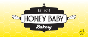 Honey Baby Bakery web logo